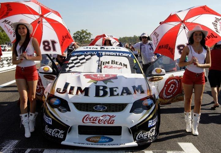 DJR confident of retaining Jim Beam support