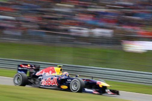Mark Webber takes second consecutive pole