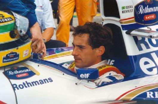 Courtney: Senna film an emotional experience