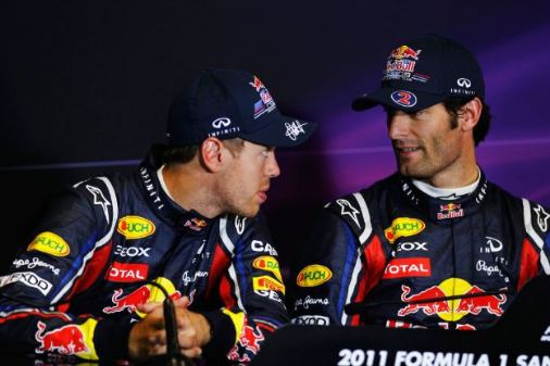Red Bull pair relaxed on team orders issue
