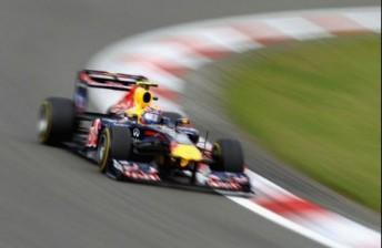 Webber tops German Grand Prix practice