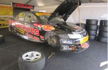 The Eggleston Motorsport VZ of Lindsay Yelland