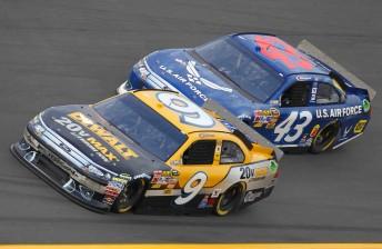 Ambrose: Daytona race was a lottery