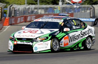 Tony D'Alberto will be partnered by Tonio Luizzi in his Wilson Security Racing Falcon
