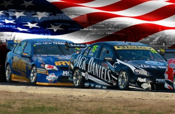 V8 Supercars confirms historic USA event