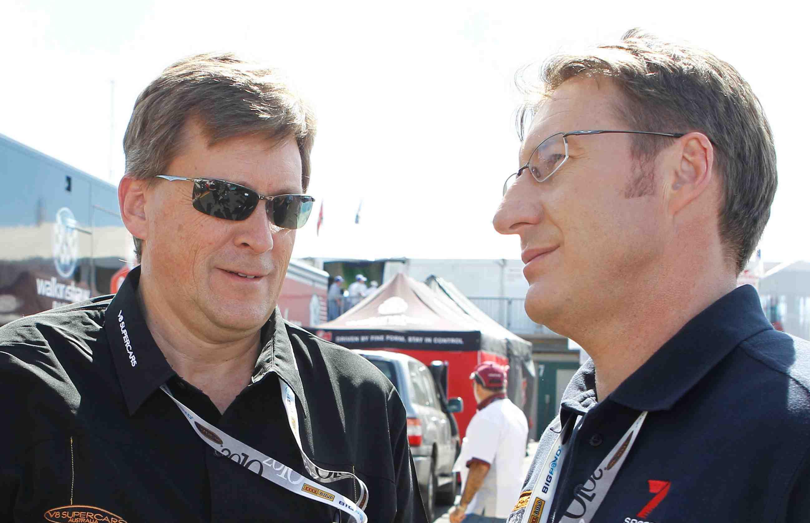 V8 Supercars announces new commission