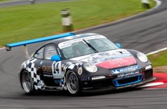 The Parr Motorsport Porsche