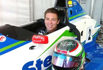 Nick Foster wins Formula Ford Race 1