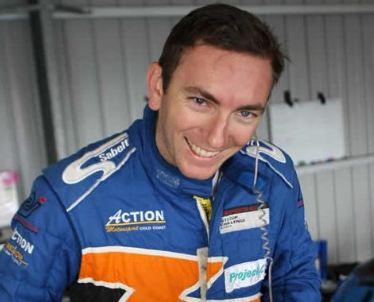 Kingsley returns to GT3CC at Morgan