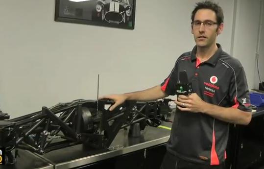 Norton 360 Technical – Rear Suspension
