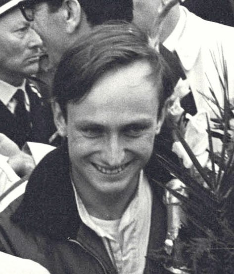Chris Amon, part 1
