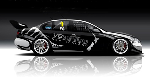 Ford officially backs V8SuperTourers