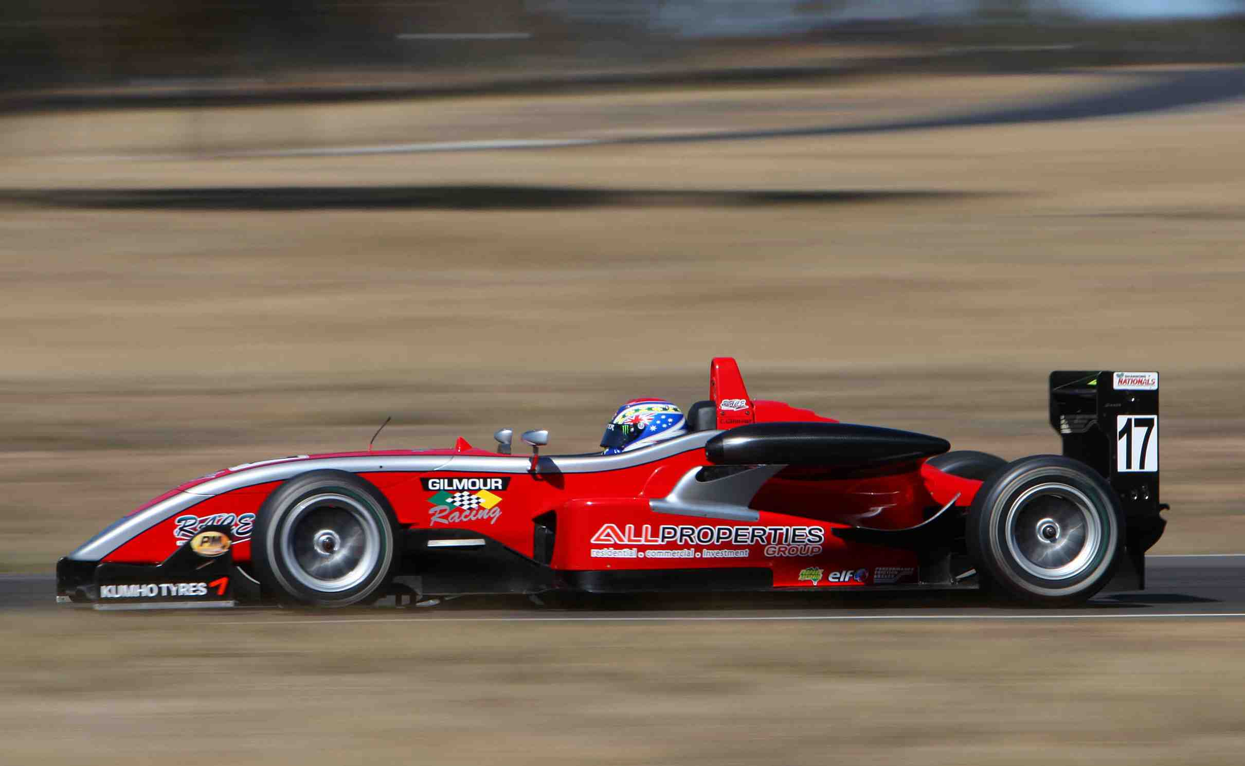 Chris Gilmour surges to F3 title lead