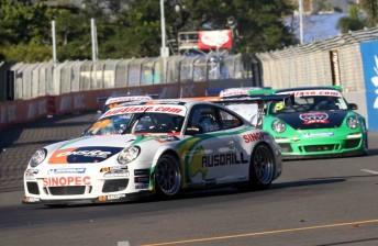Porsche Carrera Cup secures title sponsor