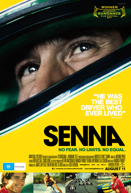 Extra tickets for SENNA Melbourne preview
