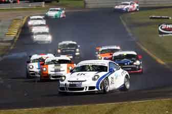 Trende takes Sandown GT3 Cup honours