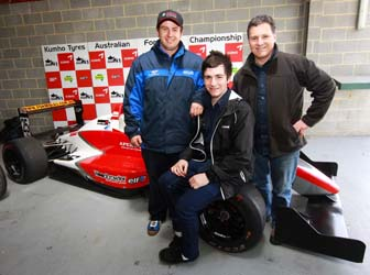 Young driver confirms F3 switch in 2012