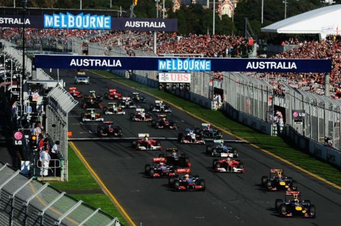 FIA confirms 2012 Formula One calendar