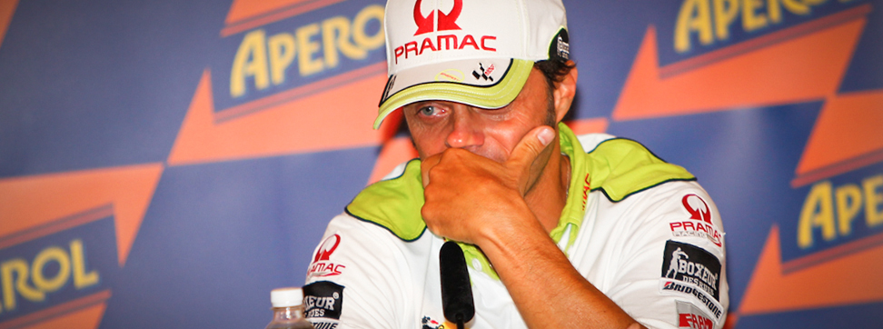 Capirossi to hang up the helmet
