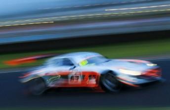 Peter Hackett's Mercedes AMG SLS