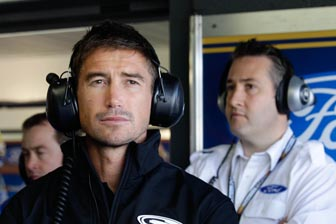 Harry Kewell at Phillip Island