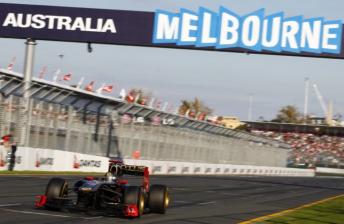 The Australian Grand Prix has been held in Melbourne since 1996