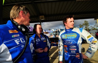 Winterbottom to 'harden up' at Phillip Island