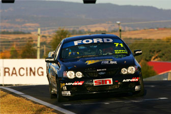 Zukanovic scores V8 Ute Wildcard entry