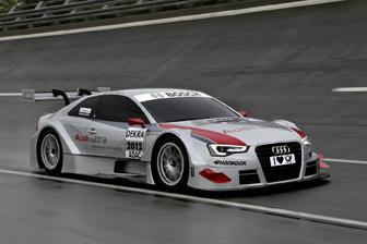 Audi unveils the new, cut-price A5 DTM
