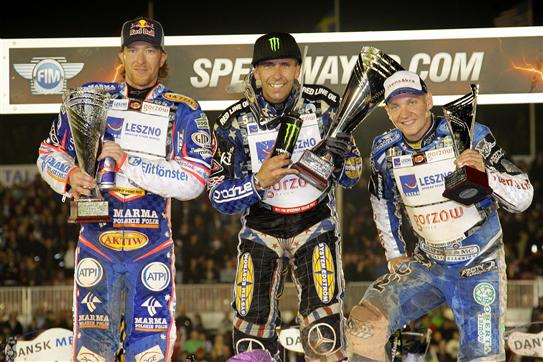Both Aussies in SGP Final