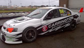 Novacastrian Motorsport secures new backing