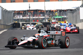 China to host IndyCar street race