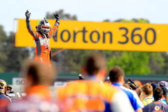 Bowe: Whincup needs overseas challenge