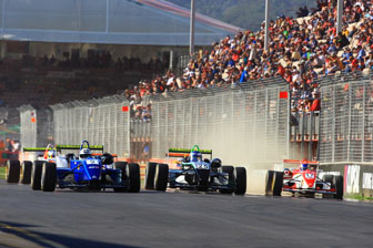 F3 and Carrera Cup return to Clipsal
