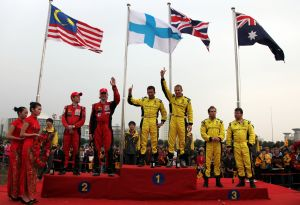 McRae wins Asia Pacific Rally Championship