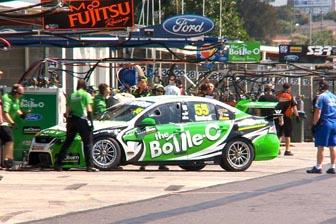 Paul Dumbrell fastest again in Practice 3