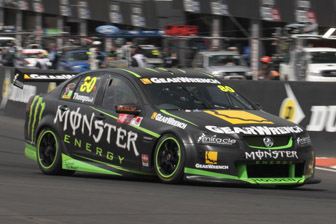 Thompson set to break Fujitsu V8 records