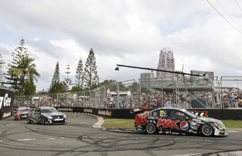 Battle heats up for V8's minor title positions