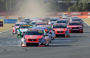 The Coates Hire Ipswich 300 has been slated for the first post-event test