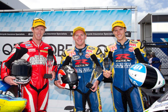 Waters edges Maxwell in Superbike finale