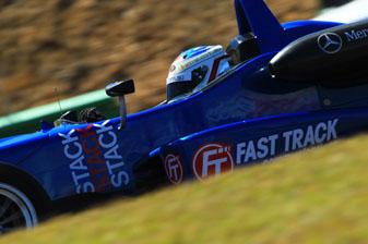Kristian Lindbom gets GP3 test chance