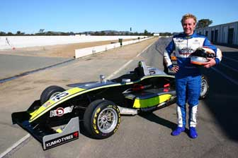 Formula 3 to hold driver test day at Mallala