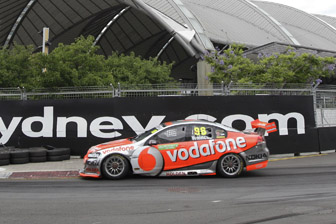 Jamie Whincup fastest in Race 27 qualifying