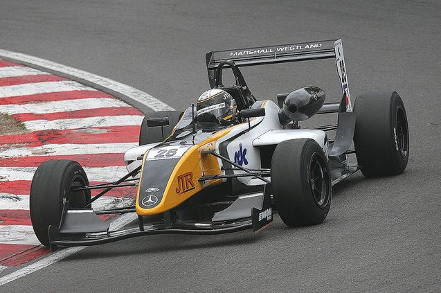 New Formula 3 team confirmed for 2012