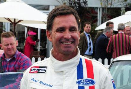 Paul Radisich set for NZ racing return