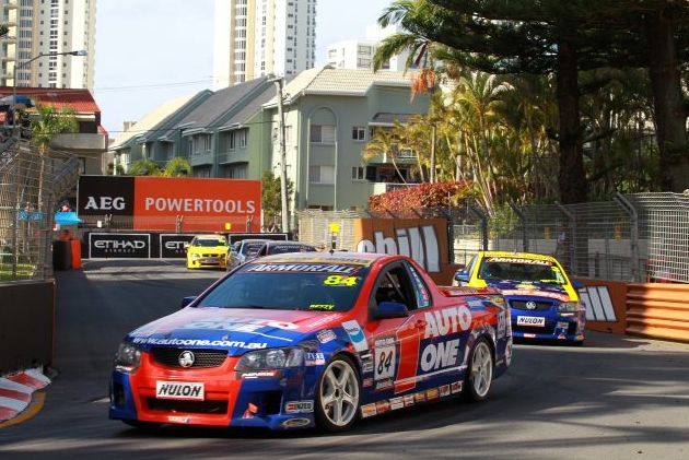 V8 Utes Wildcard to help youngsters