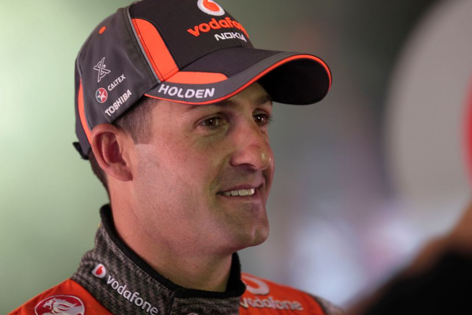 Jamie Whincup reveals 2011 title motivations