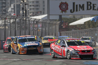 Tyre regulations changed for Gold Coast 600