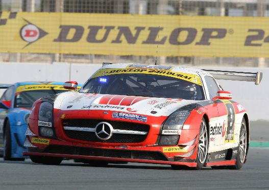 Slade to tackle Bathurst 12 Hour in Mercedes