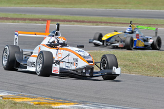 Dutch driver wins as Cassidy continues lead
